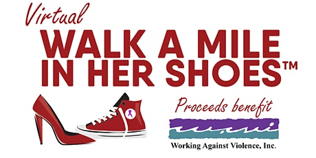 Virtual Walk-A-Mile In Her Shoes tickets