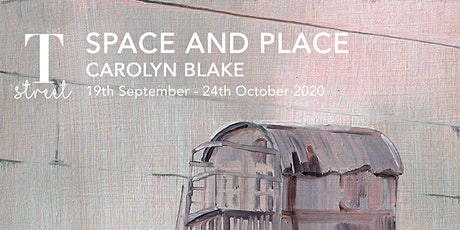 Carolyn Blake: Space and Place tickets