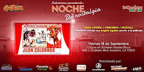 Noche de Nostalgia: Juan Colorado tickets