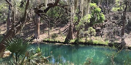 Honey Creek Nature Hike - 9:30 am Saturday morning tickets