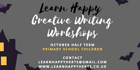Learn Happy October Half Term Workshops - Year 2 tickets