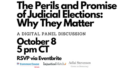 The Perils and Promise of Judicial Elections: Why They Matter tickets