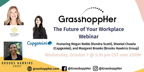 The Future Of Your Workplace Webinar tickets