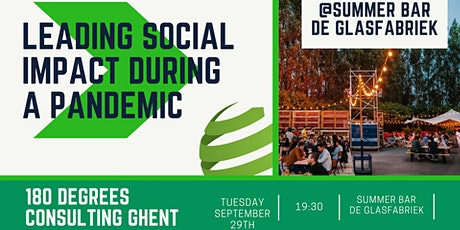 180DC Presents: Leading Social Impact During a Pandemic tickets