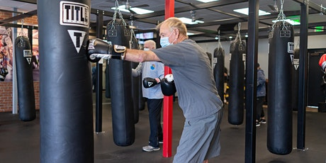 Knock Out Parkinson's Donation Class tickets