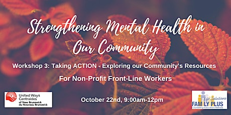 Taking ACTION: Exploring our Community's Resources tickets