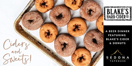 Ciders & Sweets! A Beer Dinner Featuring Blake's Cider & Donuts tickets