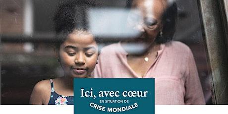 Dialogue pétillant avec Elles Centraide : Incidence sexospécifique de la CO billets