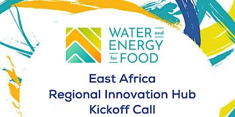 WE4F Kickoff Call: East Africa Regional Innovation Hub tickets