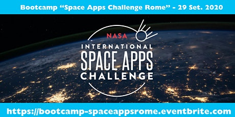 NASA Space Apps Rome - Bootcamp tickets