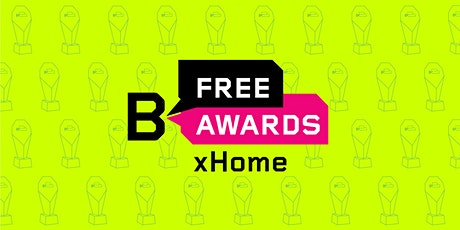 B Free Awards x Home tickets