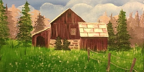 Paint Party - Barn in Field tickets