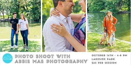 Photo Shoot Series with Abbie Mae Photography: Lakeside tickets