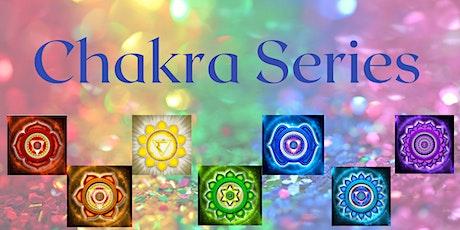 Eight Week Chakra Series tickets