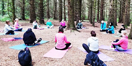 Yoga In The Woods • Sunday 10:00am•Merlin Woods• tickets