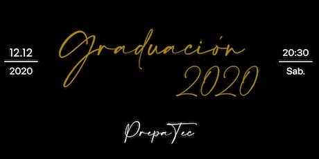 Graduación 2020 boletos