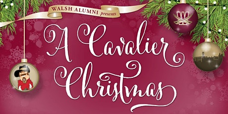 A Cavalier Christmas tickets