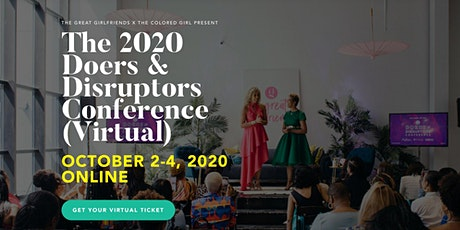2020 Doers and Disruptors Conference tickets