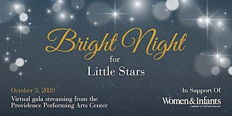 Bright Night for Little Stars Virtual Gala tickets