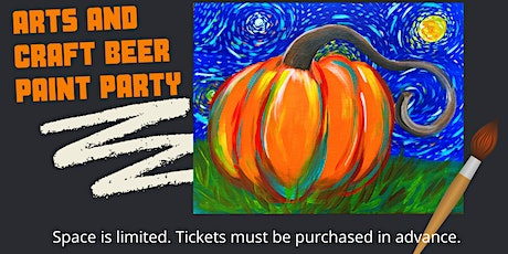 Arts and Craft Beer at The Beer Hog tickets
