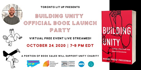 'BUILDING UNITY' BOOK LAUNCH PARTY tickets