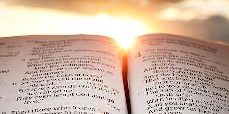Bible Sunday Worship Service tickets