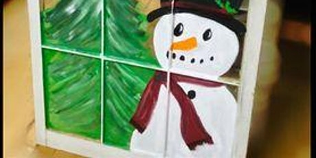 Goat you wanna Paint a Snowman?? tickets
