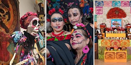 Cafe con Arte: Day of the Dead Ofrendas tickets