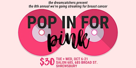 POP IN FOR PINK! tickets
