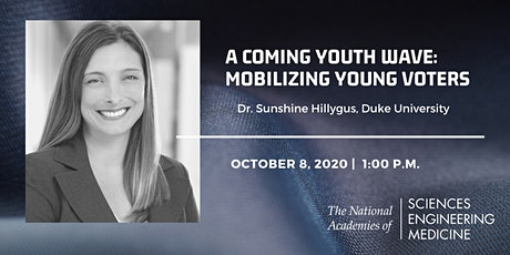 A Coming Youth Wave? Mobilizing Young Voters tickets