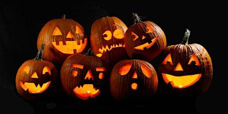 Plush Pumpkin Carving tickets