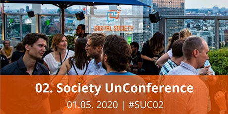02. Society UnConference | SUC02 Tickets