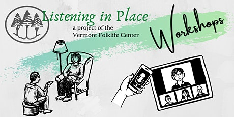 Listening in Place - Remote Interviewing for the Sound Archive tickets