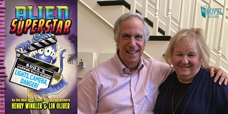 Henry Winkler and Lin Oliver in Conversation   Alien Superstar 2 tickets