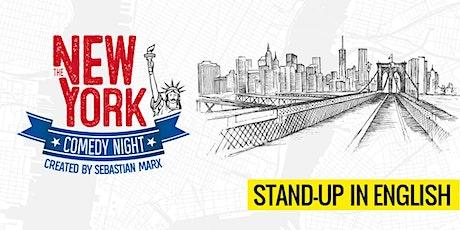 New York Comedy Night billets