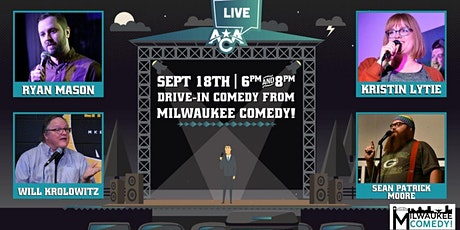 ACA Drive-in: Comedy Night tickets