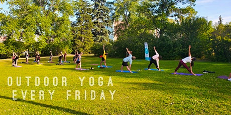 Outdoor Yoga tickets