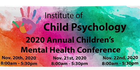 2020 Children's Mental Health Conference tickets