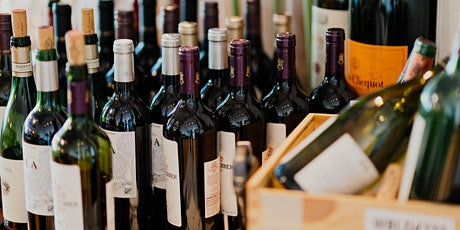 Wines of the World - 6-week course tickets