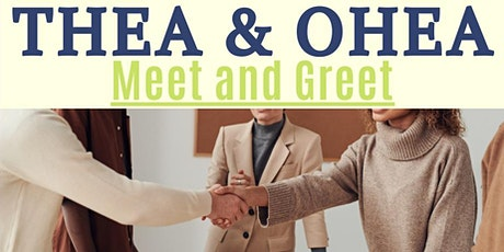 OHEA/THEA Meet and Greet tickets