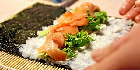 UBS - Virtual Cooking Class: Sushi (part 2 of 2)– BUILD tickets