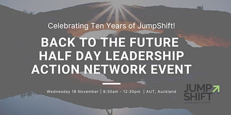 Back to The Future: A Ten Years of JumpShift Celebration! tickets