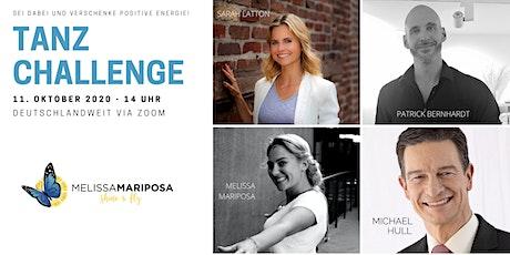 TANZCHALLENGE 2020 - Deutschland verschenkt positive Energie! Tickets