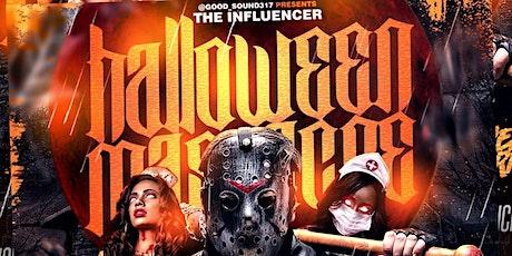 The Influencer Halloween Massacre tickets