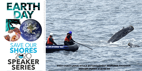 Speaker Series: Whale Entanglements in the Monterey Bay tickets