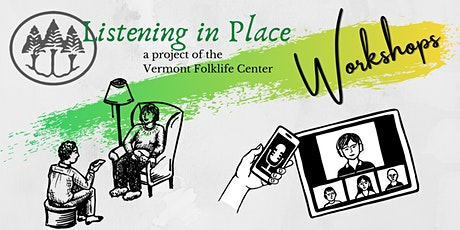 Listening in Place - Building Conversations for Civic Action tickets