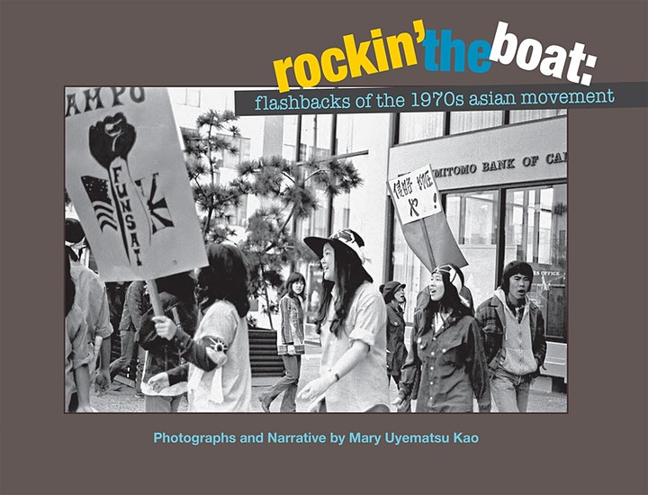 Rockin' the Boat: Flashbacks of the 1970's Asian Movement image