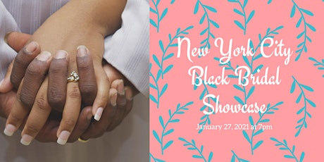 New York City Black Bridal Showcase tickets