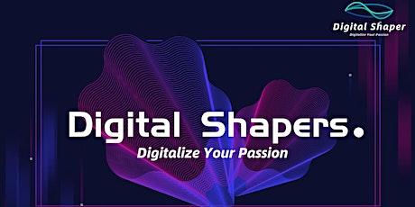 Digital Shaper tickets