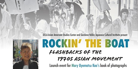 Rockin' the Boat: Flashbacks of the 1970's Asian Movement tickets